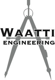 Waatti Engineering Logo